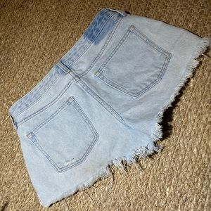 Abercrombie and Fitch Shorts With Lace Detail